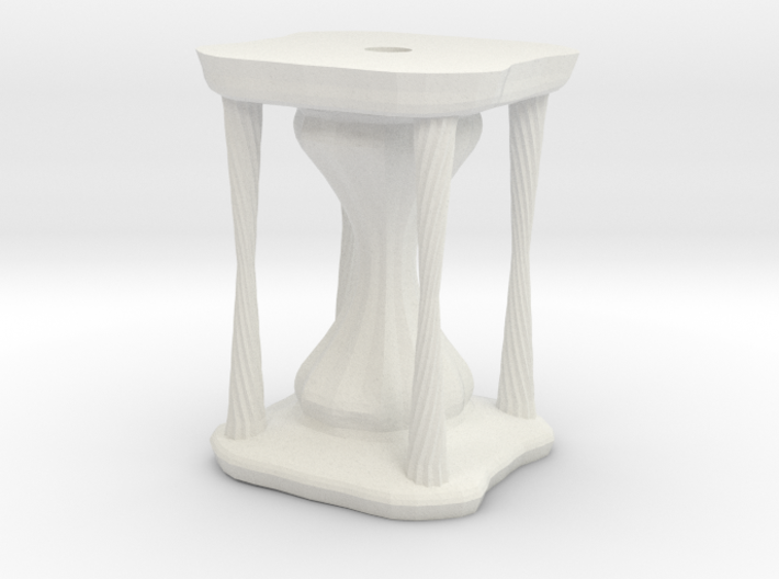 Hourglass2 3d printed