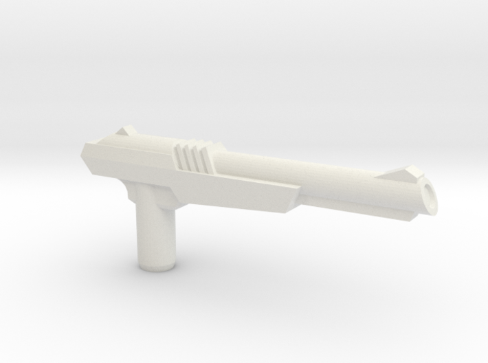 NES Inspired Zapper Gun w' 5mm Grip 3d printed