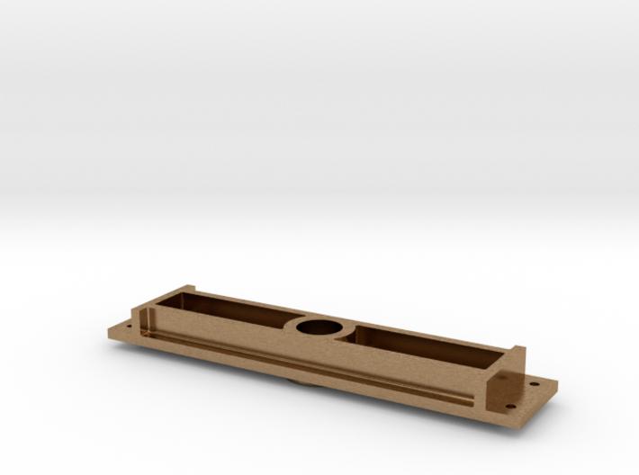 Mogul - Center Pin Crosstie - .625 Plus 1% 3d printed