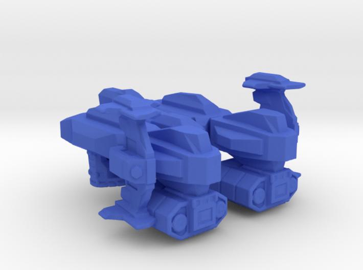 Equinemur Lion 3d printed