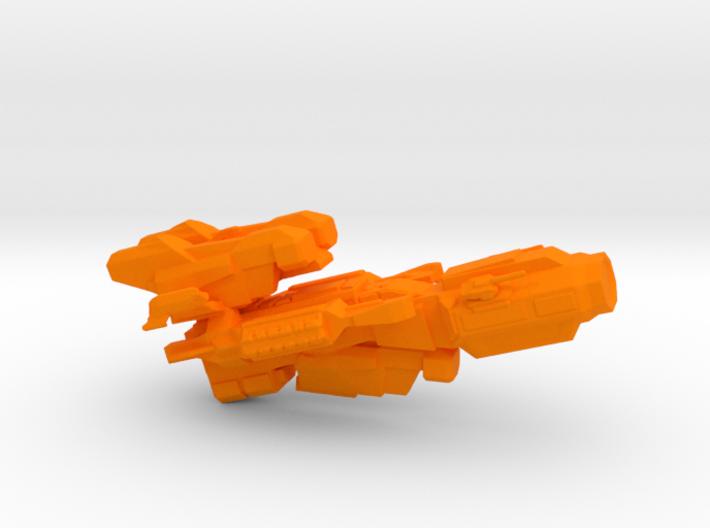 Heavy Glider 3d printed