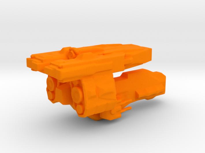 Narrater-class Ark 3d printed