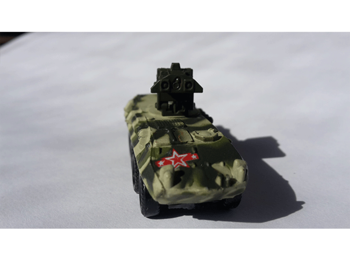 1:144 LAV25 Weapon Extension Set 3d printed