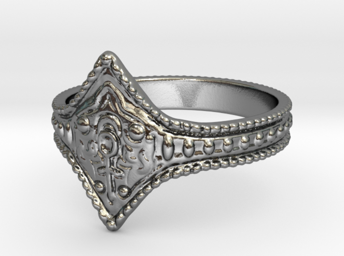 Ring of Favor and Protection 3d printed
