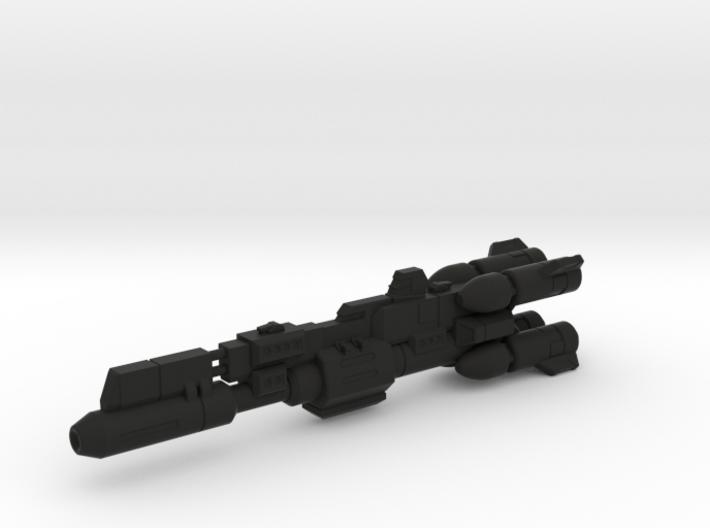 Titan class 3d printed