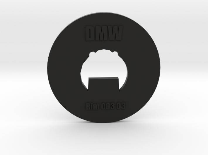 Clay Extruder Die: Rim 003 03 3d printed