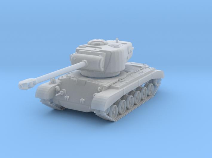 PV126C M26 Pershing (1/87) 3d printed