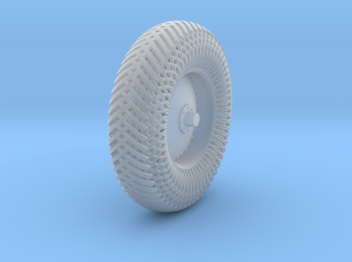 09B2-Back-Right Meshed Wheel 3d printed