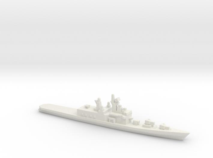 Shirane-class destroyer, 1/3000 3d printed
