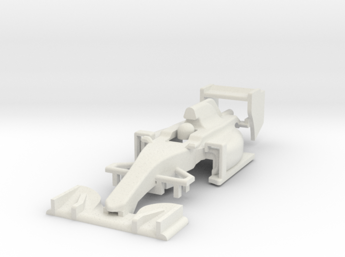 HO Formula 1 2016 Body 3d printed