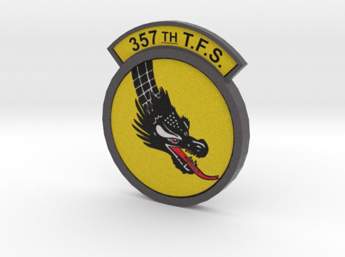 357 TFS 3d Logo 3d printed
