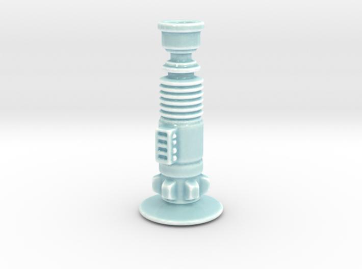 Light Side Candlestick 3d printed