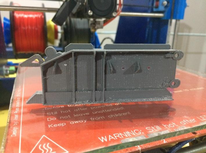 TEREX-DEMAG CC8800 Crawler Unit 3d printed