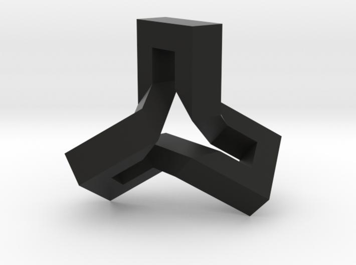 Ovonde Sculpture 3d printed