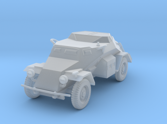 PV135C Sdkfz 260 Radio Car (Air) (1/87) 3d printed