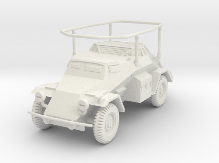 PV136A Sdkfz 261 Long Range Radio Car (28mm) 3d printed