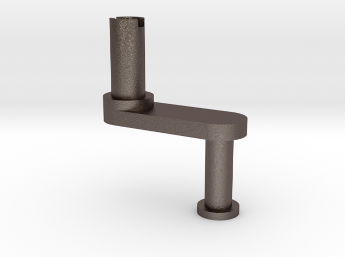 Bolex Rewind Key 3d printed