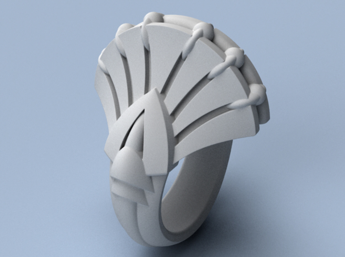 Coming of Age - Size 12 (21.49 mm) 3d printed