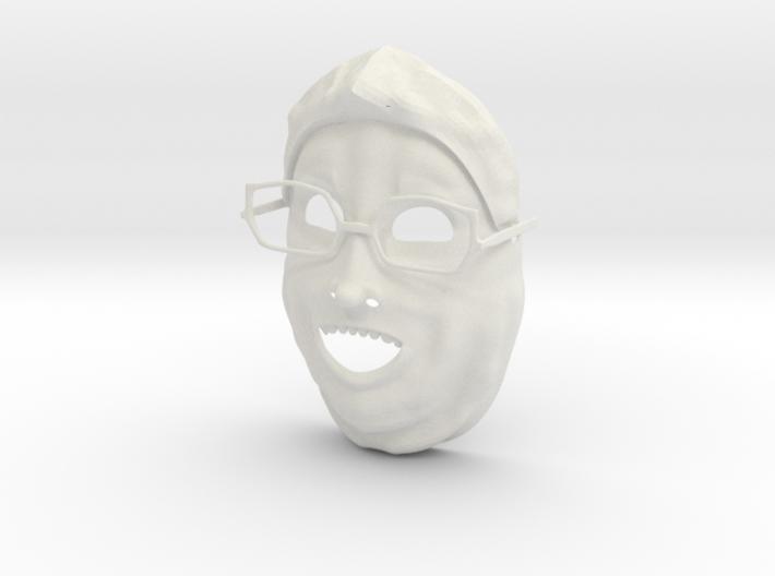 Bwarg  Markiplier Mask 3d printed