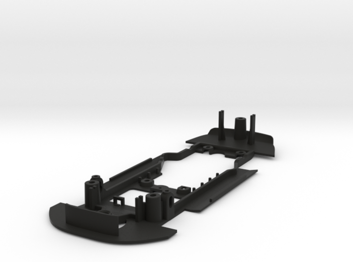 S19-ST4 Chassis for Scalextric VW PASSAT SSD/STD 3d printed