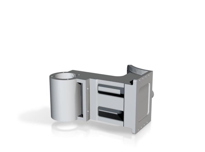 Mogul - Cylinder - R -REV3 .625 Plus 1% 3d printed