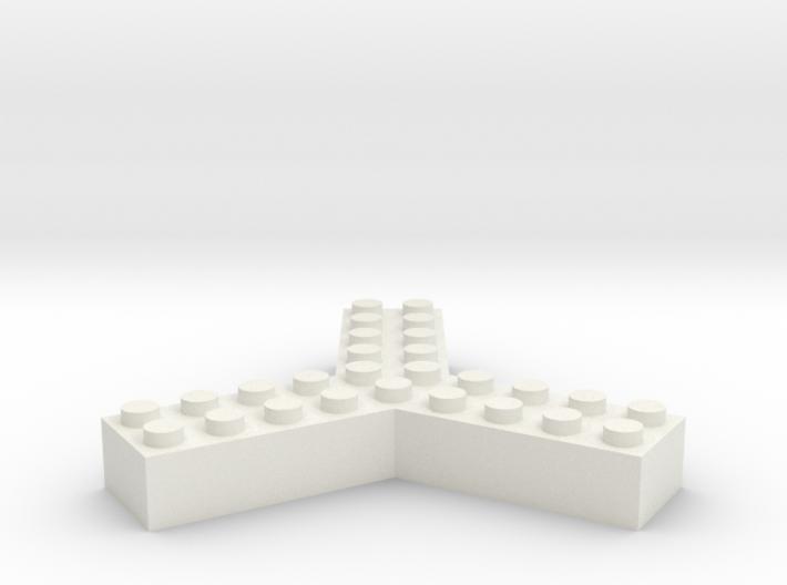 Trilego-2x5 3d printed