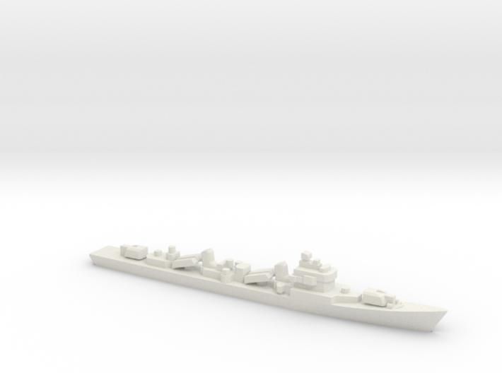 Type 051D Destroyer, 1/3000 3d printed