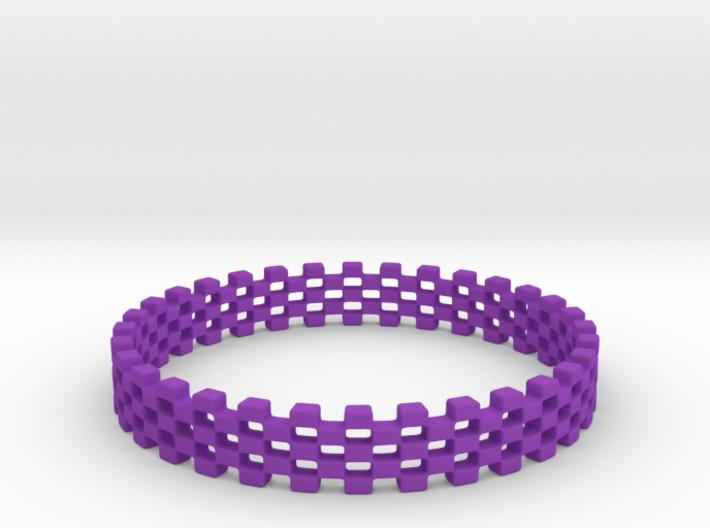 Continum Ring (Size-14) 3d printed