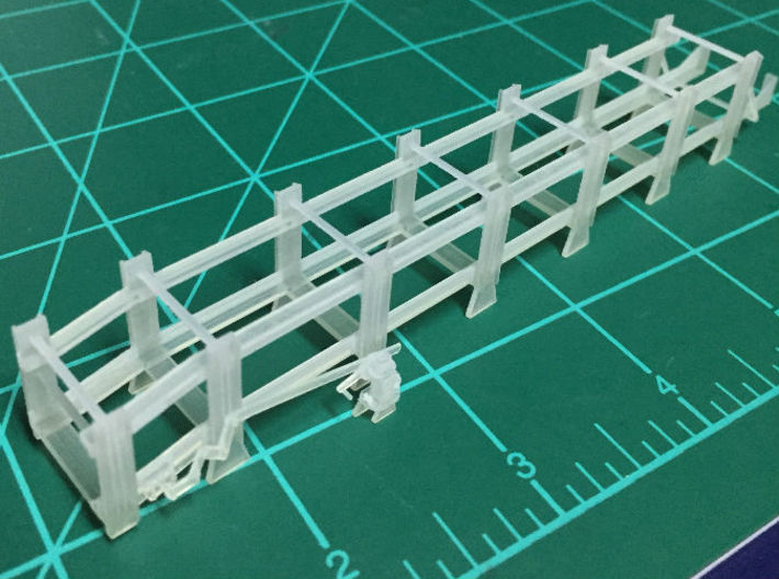 1/48 DC Release Track Mk 9 Mod 0 (Right) 3d printed