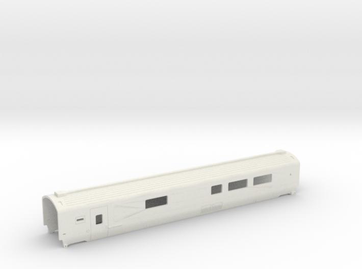 Caisse Eurostar BAR HO 3d printed