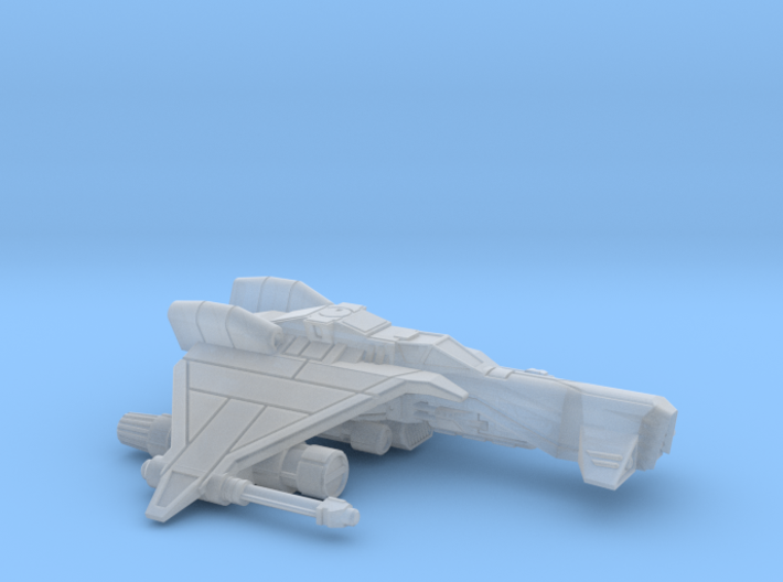 Vaksai Starfighter Variant 2A 1/270 3d printed