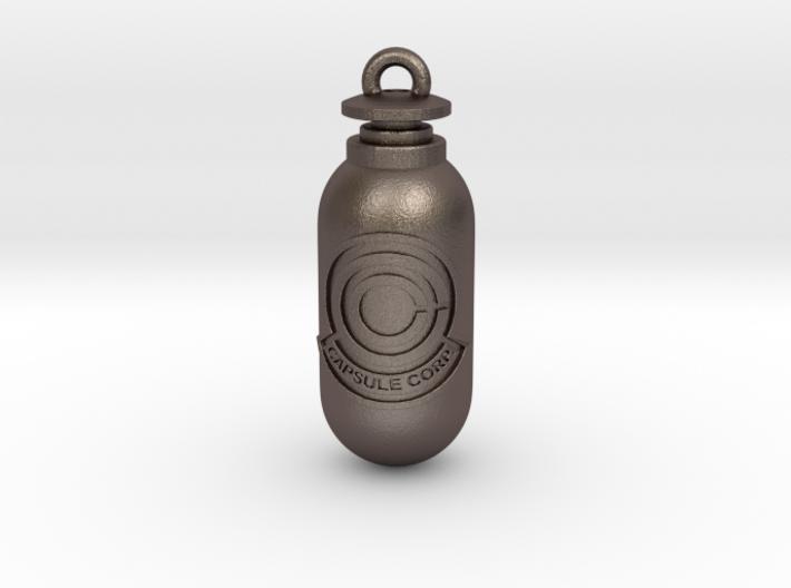 Capsule Corp Pendant 3d printed
