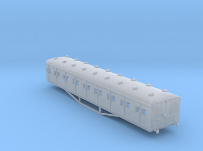 VR Tait T Car - Ellip Roof Blnk Win (415T) 3d printed