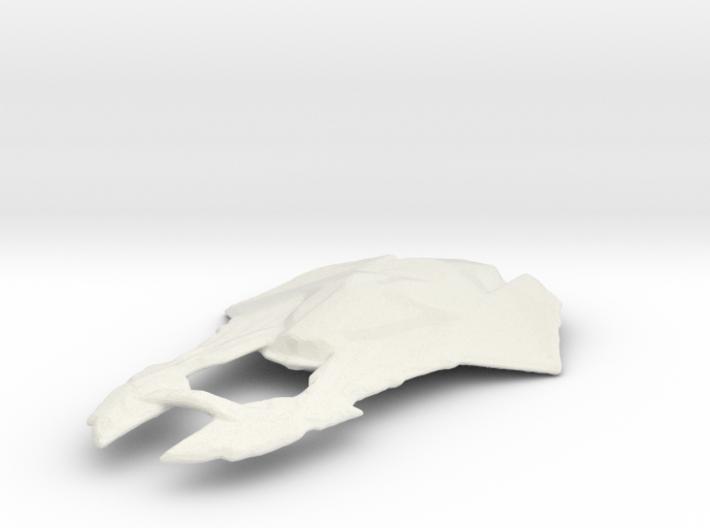Xindi Primate Cruiser 3d printed