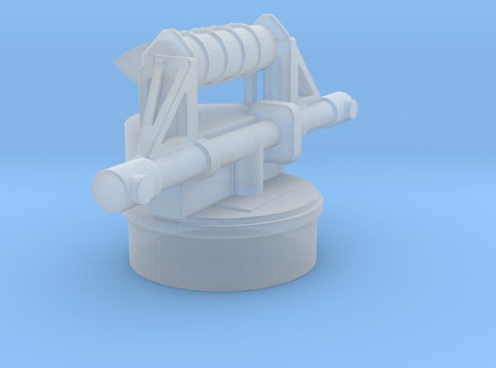 1/144 Scale MK-34 Cruiser Gun Fire Control Directo 3d printed
