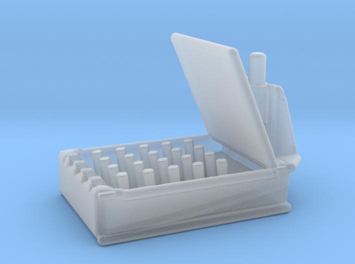 HedgeHog MK 10 Mod 1 1/144 Scale 3d printed