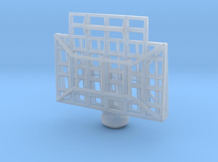 SC2 Radar 1/144 Scale 3d printed