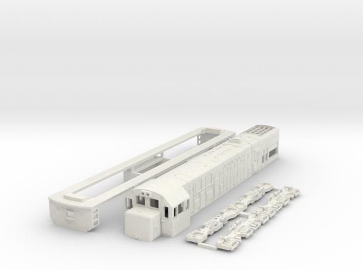 U20c 1:87 Scale 3d printed