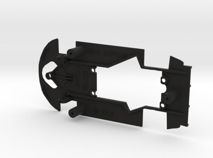 CHASIS SEAT CUPRA SCALEXTRIC II COPIT SVQ SLOT 3d printed