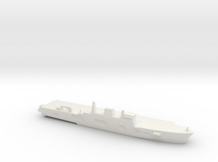 HMS Ocean (L12), 1/3000 3d printed
