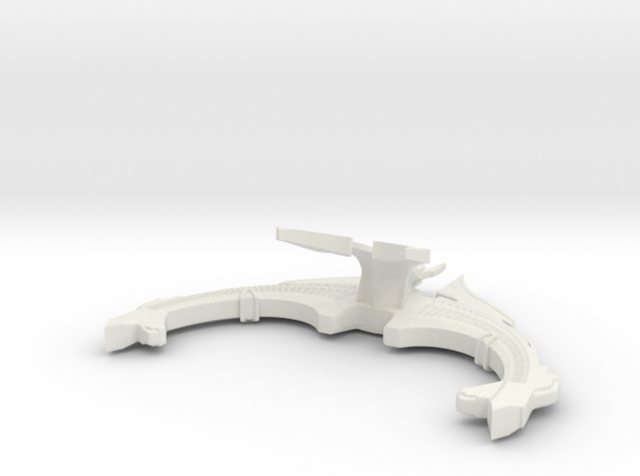 Sona Warship 10cm 3d printed