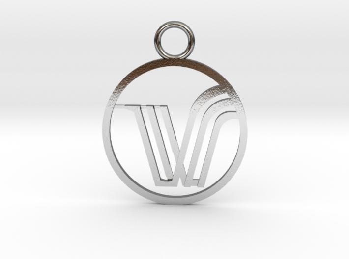 VitaMist pendant 3d printed