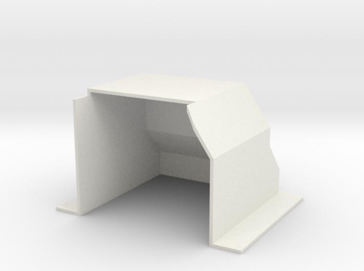 399 107 Wangerooge-Schaltpult 3d printed