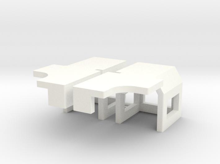 Combiner Wars Scrapper Thigh Filler 3d printed