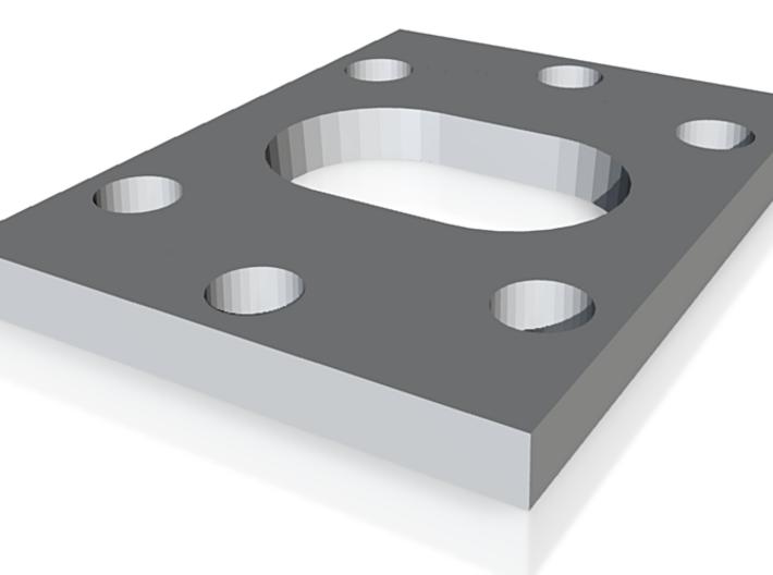 LS-32 2-way horizontal gate 3d printed