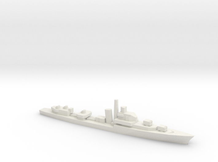Battle-class destroyer Group 3, 1/1800 3d printed