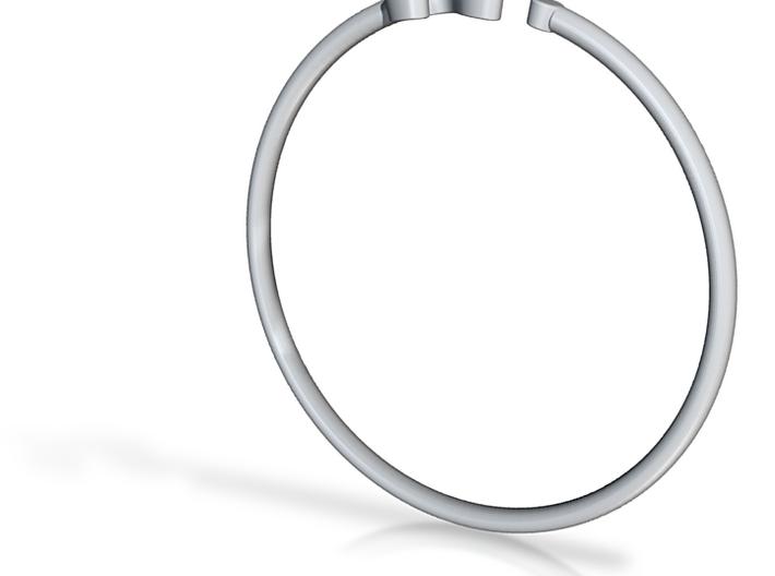Think Bracelet 3d printed
