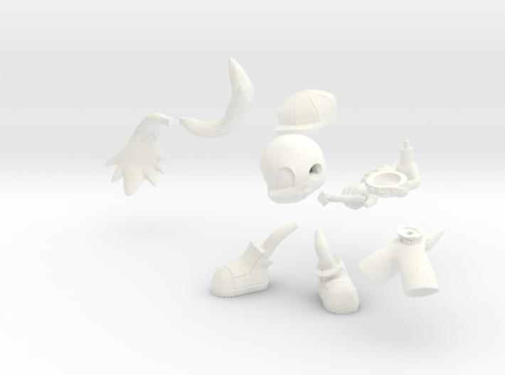 Klonoa 3d printed