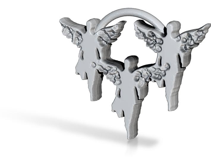 3 venture angels 3d printed