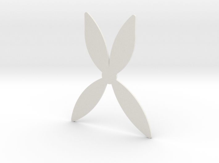 Hawk Moth Pendant 3d printed